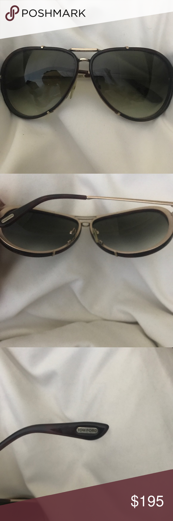 019bb5815161a Tom Ford Mens glasses- Aviators Tom Ford mens glasses- Aviators- Authentic  model   TF 109 28k 63 10. Used Tom Ford Accessories Belts