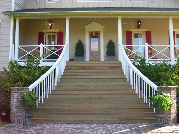 Best Timeless Beautiful Front Porch Http Www Hgtv Com Dream 400 x 300