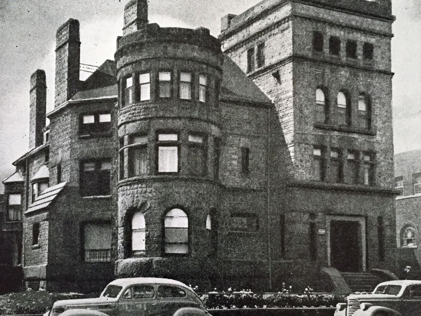 Mapping the Lost Mansions of Chicagou0027s Gilded