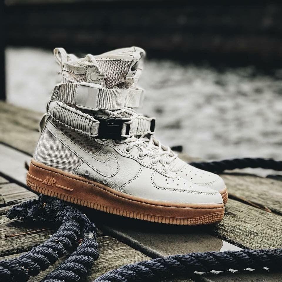 Nike SF Air Force 1 Sneakers Pinterest Tenis y Zapatos