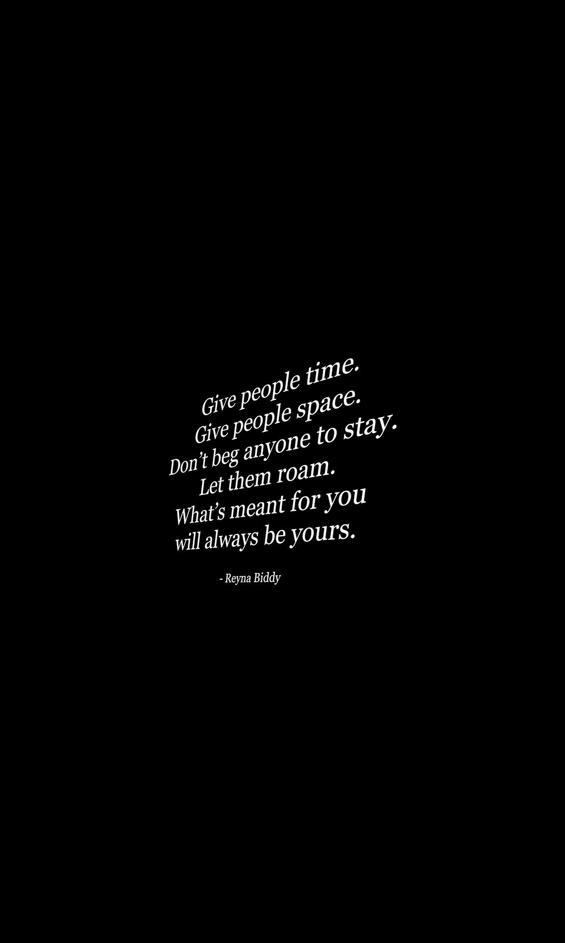 reyna biddy | good life quotes, note to self quotes, life quotes