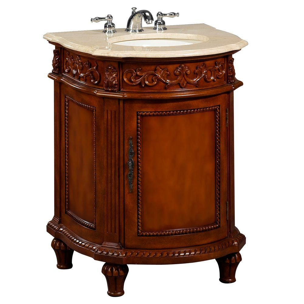 home decorators collection chelsea 26 in w x 22 in d on home depot vanity id=69844