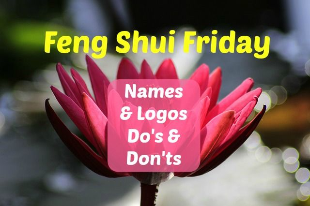 Today's Feng Shui Friday tip relates to businesses and ...