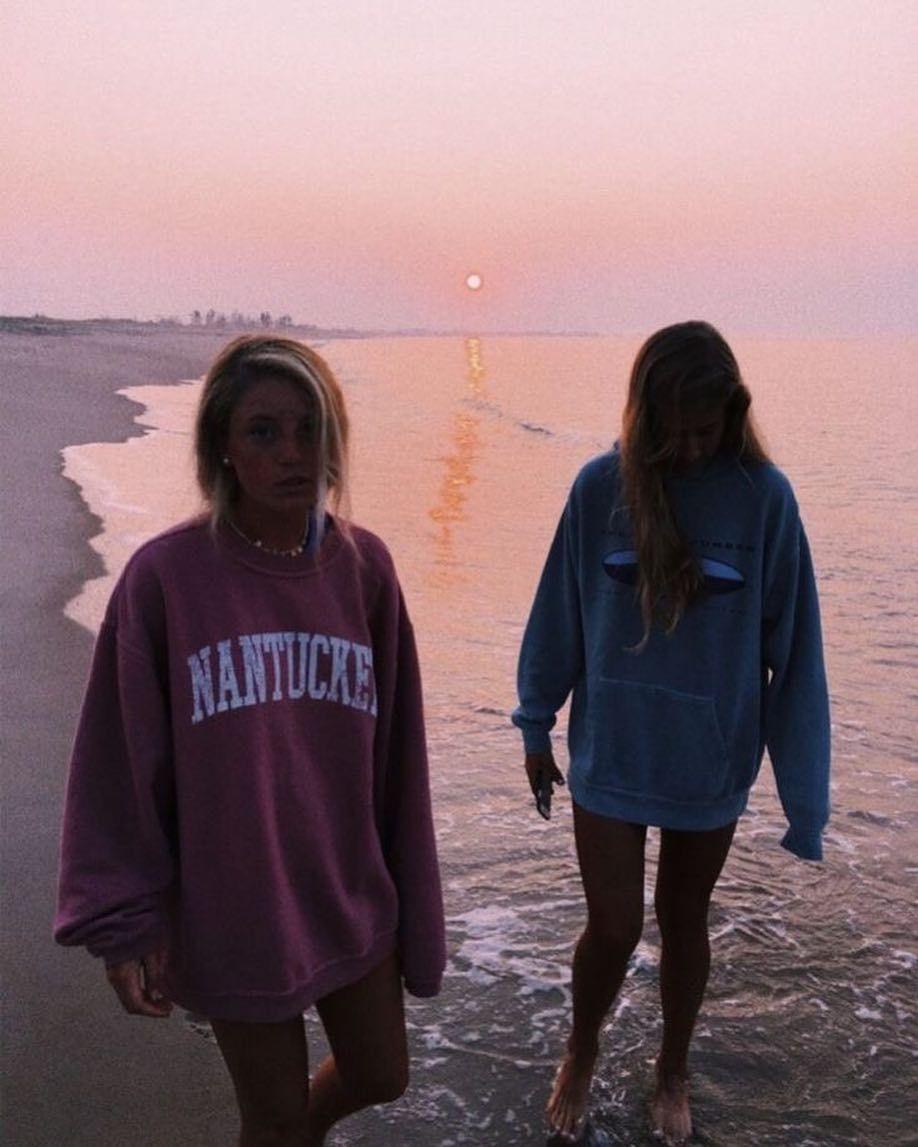 Sunset Dreams Ocean Badeanzug