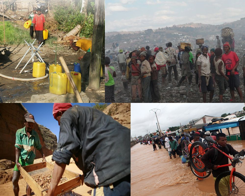 Madagascar Environmental issues, University of wisconsin