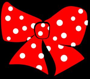 Minnie Mouse Bow Clip Art Vector Clip Art Online Royalty Free Clipart Best Clipart Best Figuras De Minnie Raton Fotos Orejas De Minnie