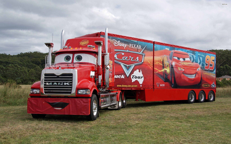Cars Inspired Mack Trucks Hd Wallpaper Camiones Mack Camiones Personalizados Camiones