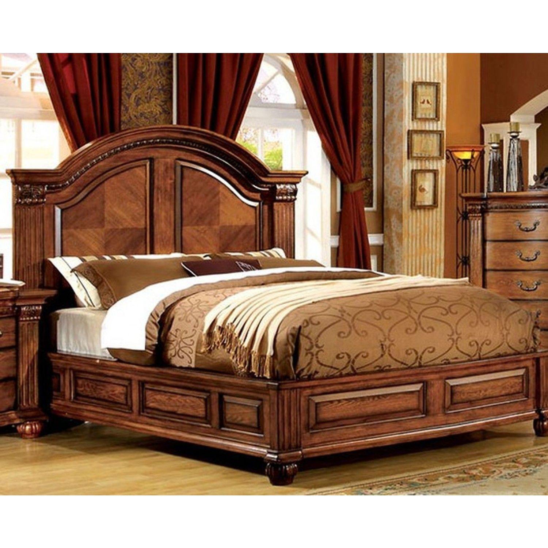 Furniture of America Bellagrand California King Bed in