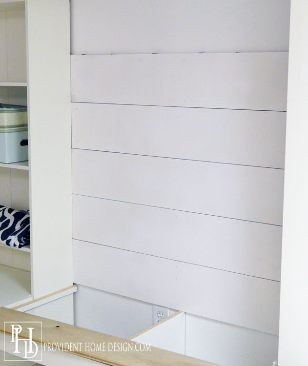 How To Install Shiplap Installing Shiplap Home Ship Lap Walls