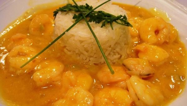 Vatapá de camarão, consegue resistir a esse prato tão brasileiro? Aprenda como preparar, clique na imagem! #vatapá #camarão #vatapádecamarão #cozinhabrasileira #gastronomiabrasileira #tudoreceitas