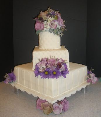 King Soopers Wedding Cake