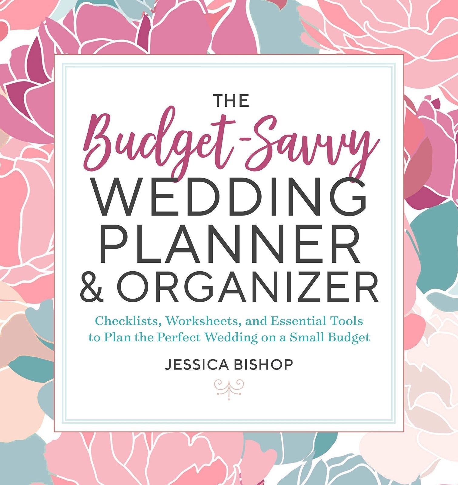 The Budget Savvy Wedding Planner Amp Organizer By Jessica