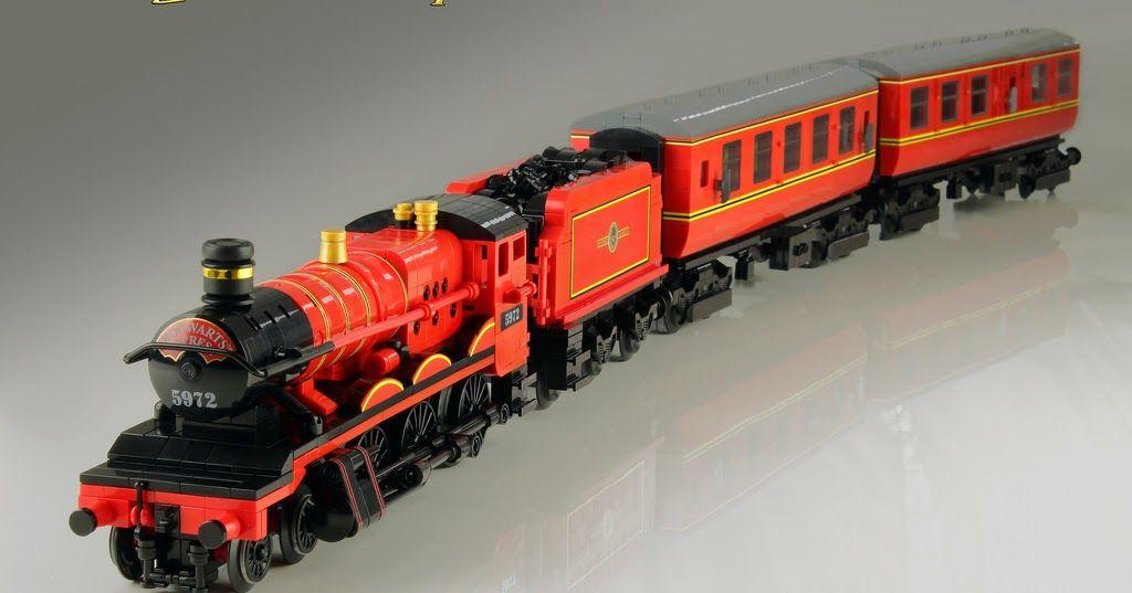 Hogwarts Express Lego Trains Lego Hogwarts Hogwarts Express