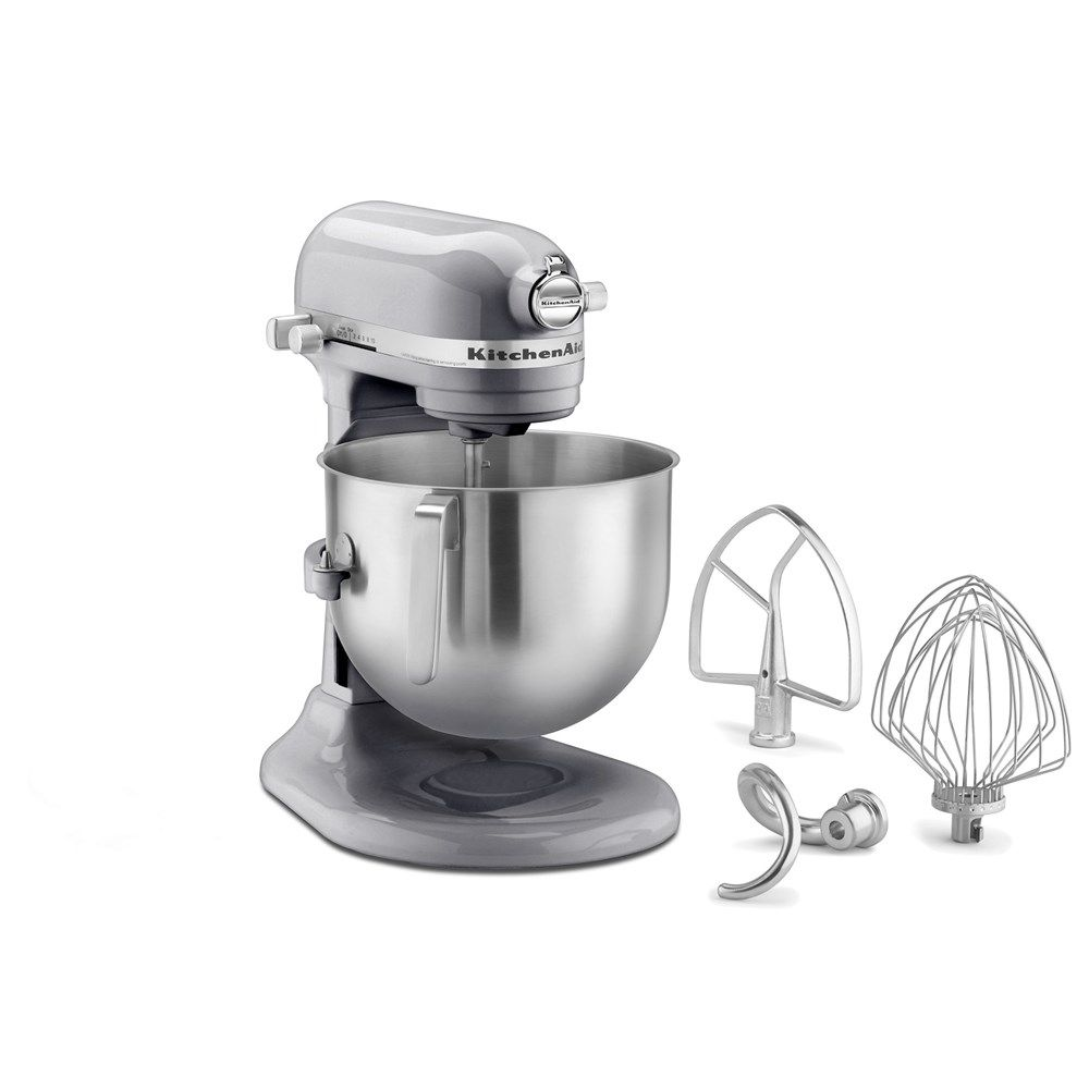 Batedeira stand mixer profissional contour silver