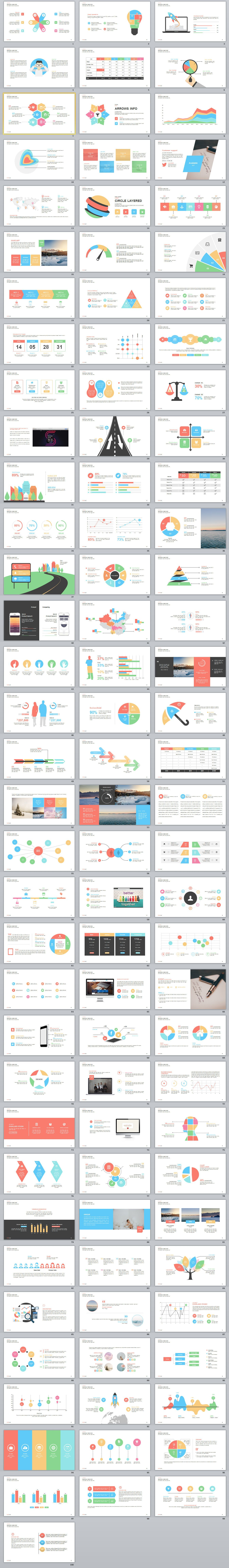 100 best chart infographics powerpoint template powerpoint 100 best chart infographics powerpoint template powerpoint templates presentation animation toneelgroepblik Choice Image