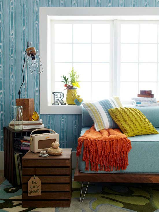 Interior Design Of Guest Room: Guest Room Office, Home Decor