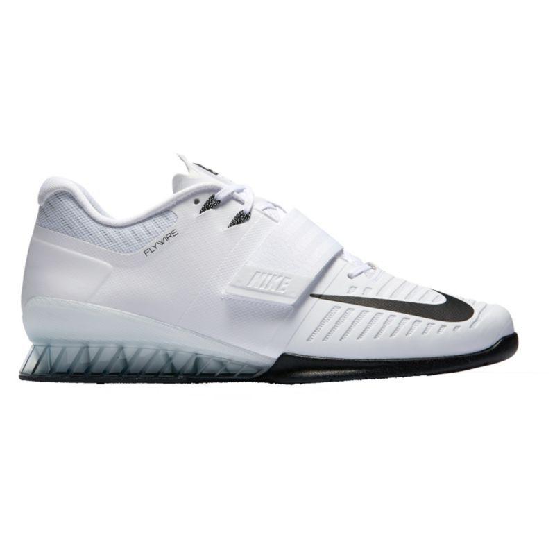 huge discount 35f7e eae77 de Nike temps musculation gymnase entraînement d haltérophilie chaussures  Chaussure pour blanches au Romaleos 3 IYzwFB1