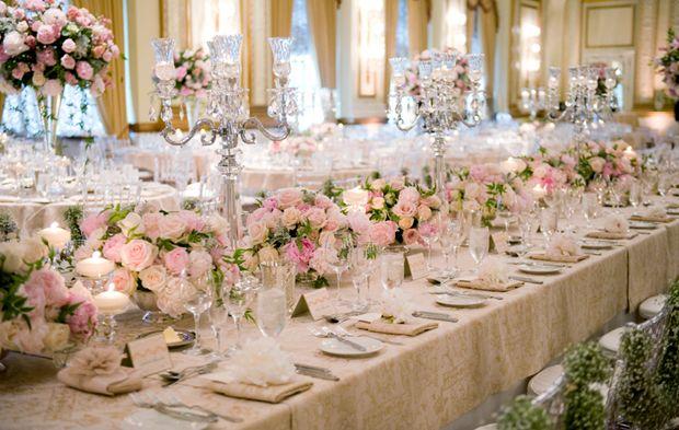 bàn tiệc cưới tổ chức tiệc cưới