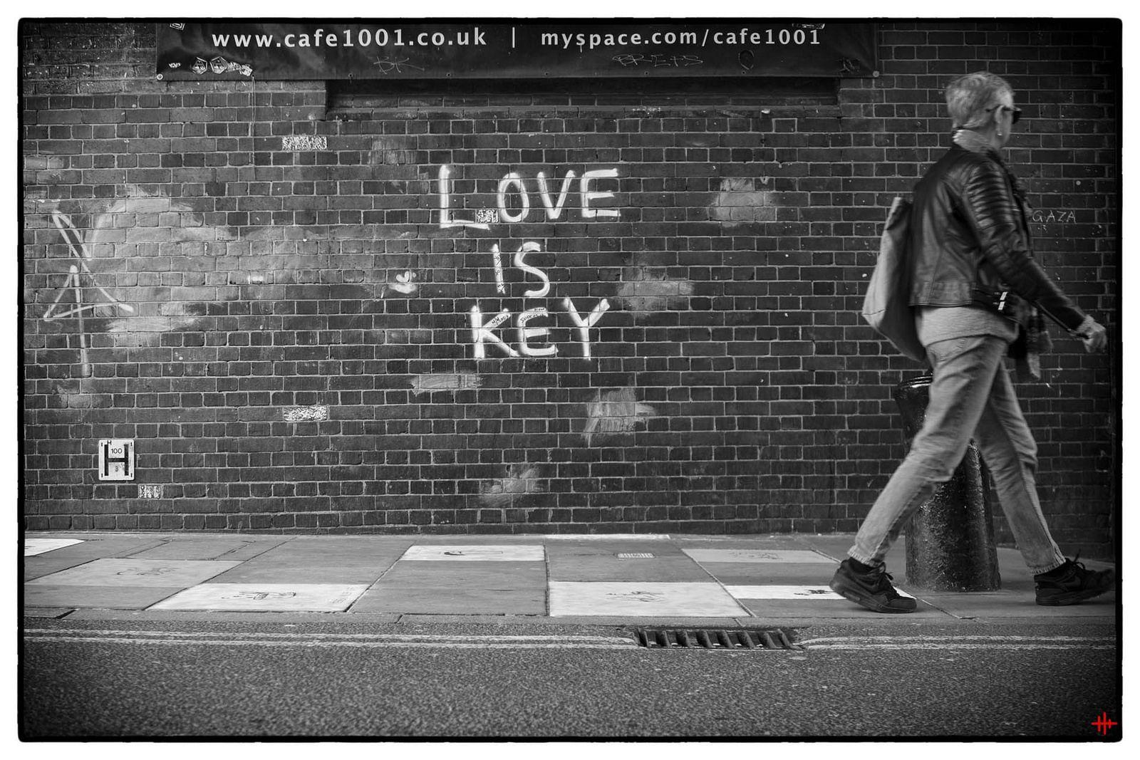 London Street Photography - Brick Lane