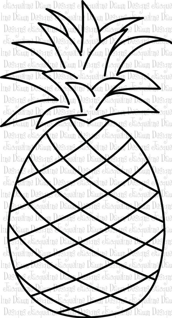 Coloring Pineapple Grapecoloring Strawberrycoloring 点力图库 Art