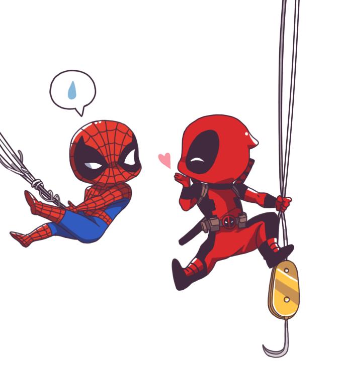 Spider Man And Deadpool Spideypool 3 Jaja