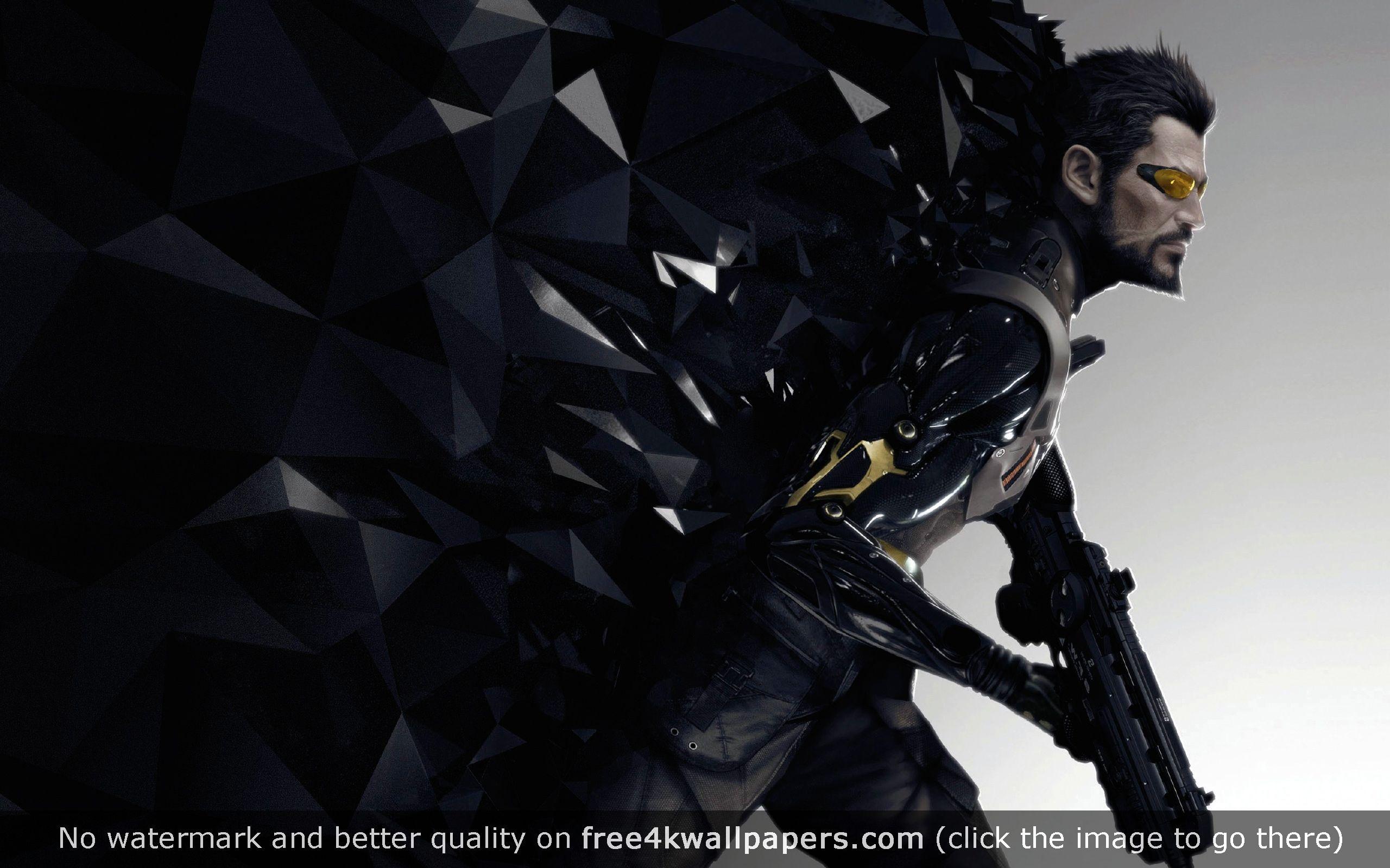 Deus Ex Mankind Divided 2016 Hd Wallpaper Deus Ex Mankind Divided Deus Ex Mankind Deus Ex