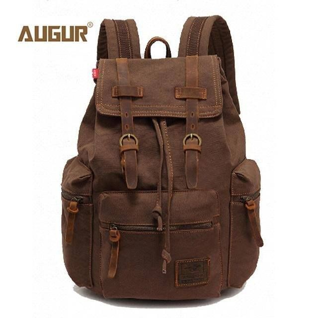 2017 AUGUR New fashion men's backpack vintage canvas backpack school bag http://ift.tt/2zwQsa7  #specialgift #gifts #gift  #giftidea #giftideas #design #holidayshopping #halloween #christmas #christmasgift #christmasgifts #giftbox #happyanniversary #happbirthday #happybday #happybd #sharelove #shopsmall #darlingweekend #pursuepretty #supportsmallbusiness #seekthesimplicity #thehappynow #finditliveit #livethelittlethings #cameramama #mom_hub #holiday #thanksgiving #thanksgivinggift  Item…