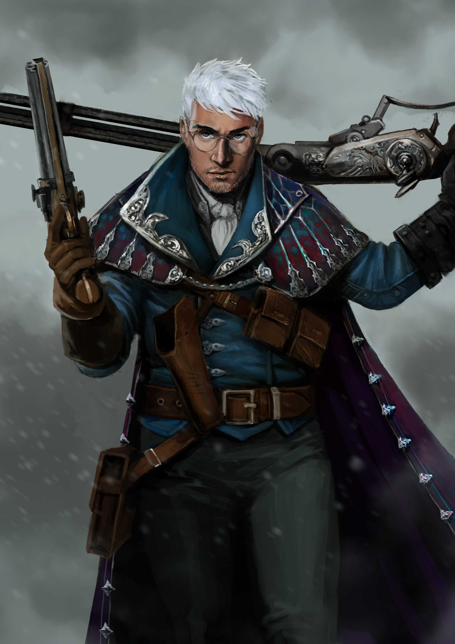 Dang Son Percy From Critical Role Critical Role Characters Critical Role Fan Art Steampunk Characters Critical role characters critical role fan art critical role percy larp character art character design vox machina voice actor fantasy characters. dang son percy from critical role