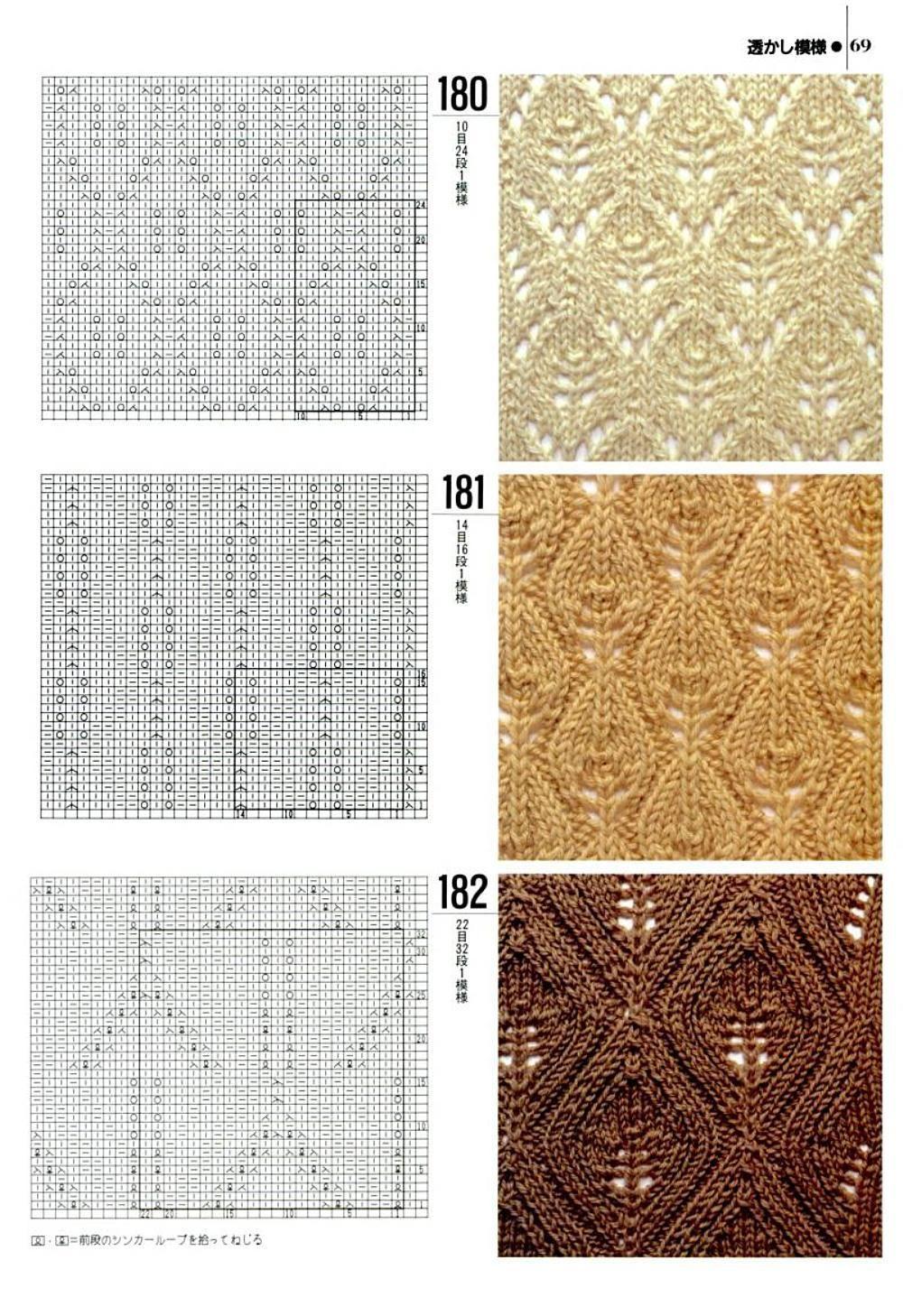 069.jpg 1.000×1.458 pixels | Knitting | Pinterest | Encaje de punto ...