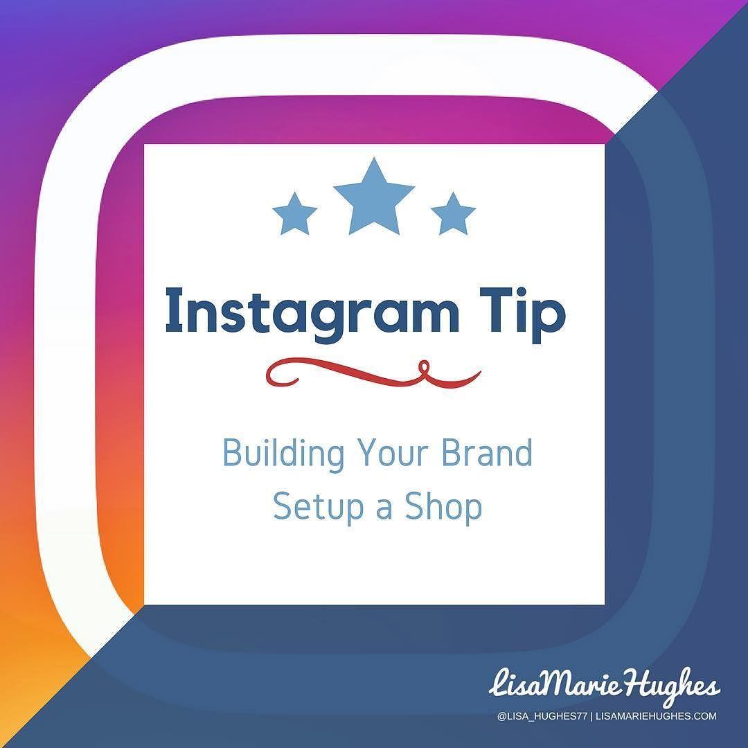 Instagram Tip: Setup A Shop Why Not Set Up A Shop On