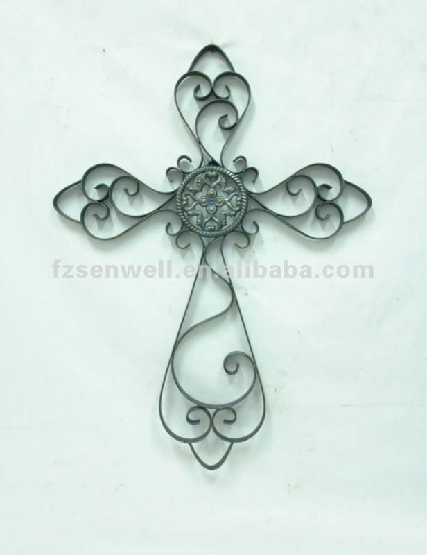 Wall Crosses Metal Cross Decor View Senwell Product Details