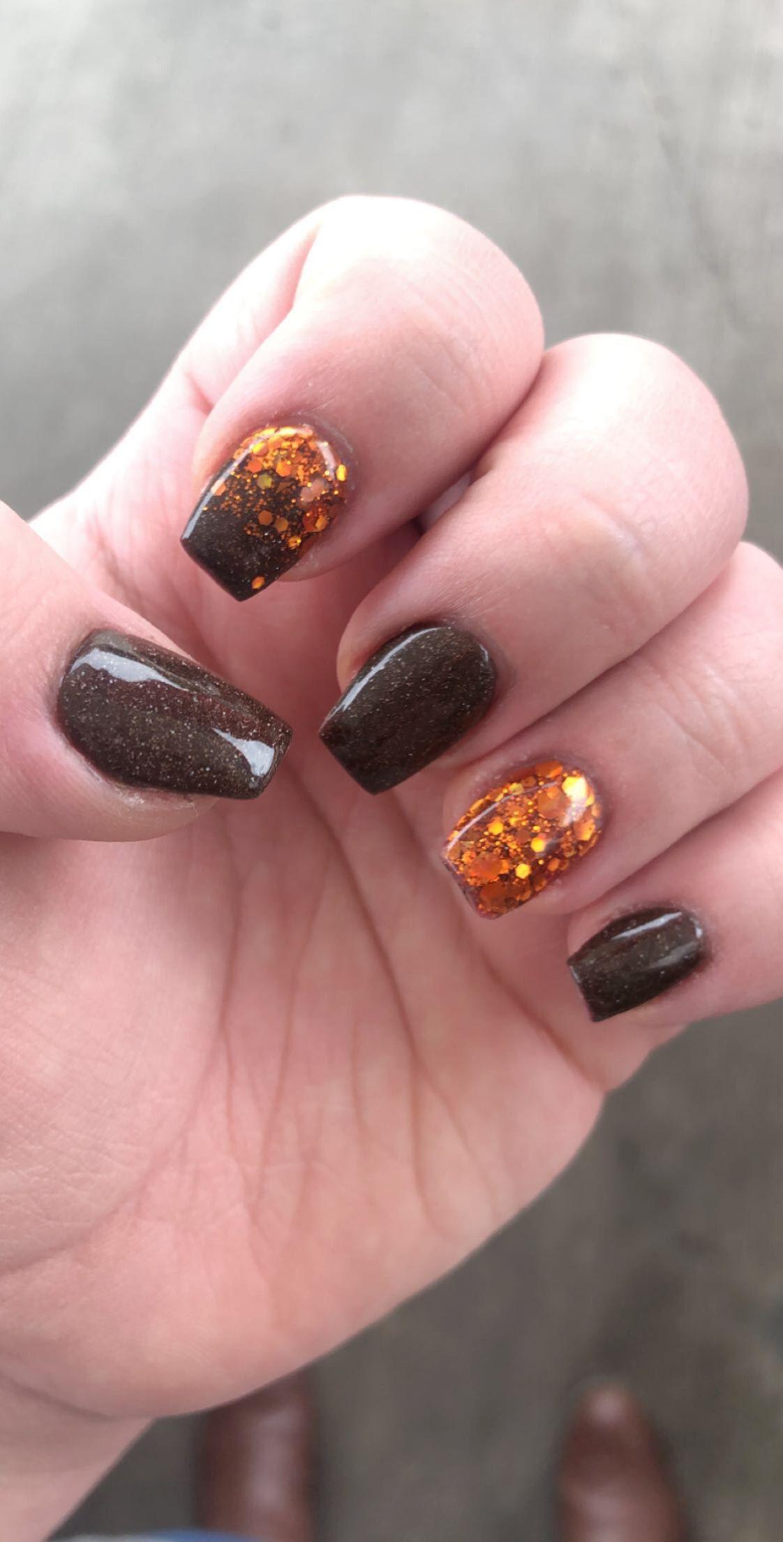 fall nails | hair, nails, make up in 2018 | pinterest | nails