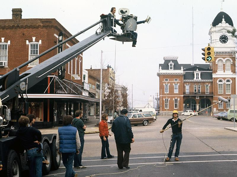 Covington georgia 1979 shooting dukes of hazzard famous for The covington