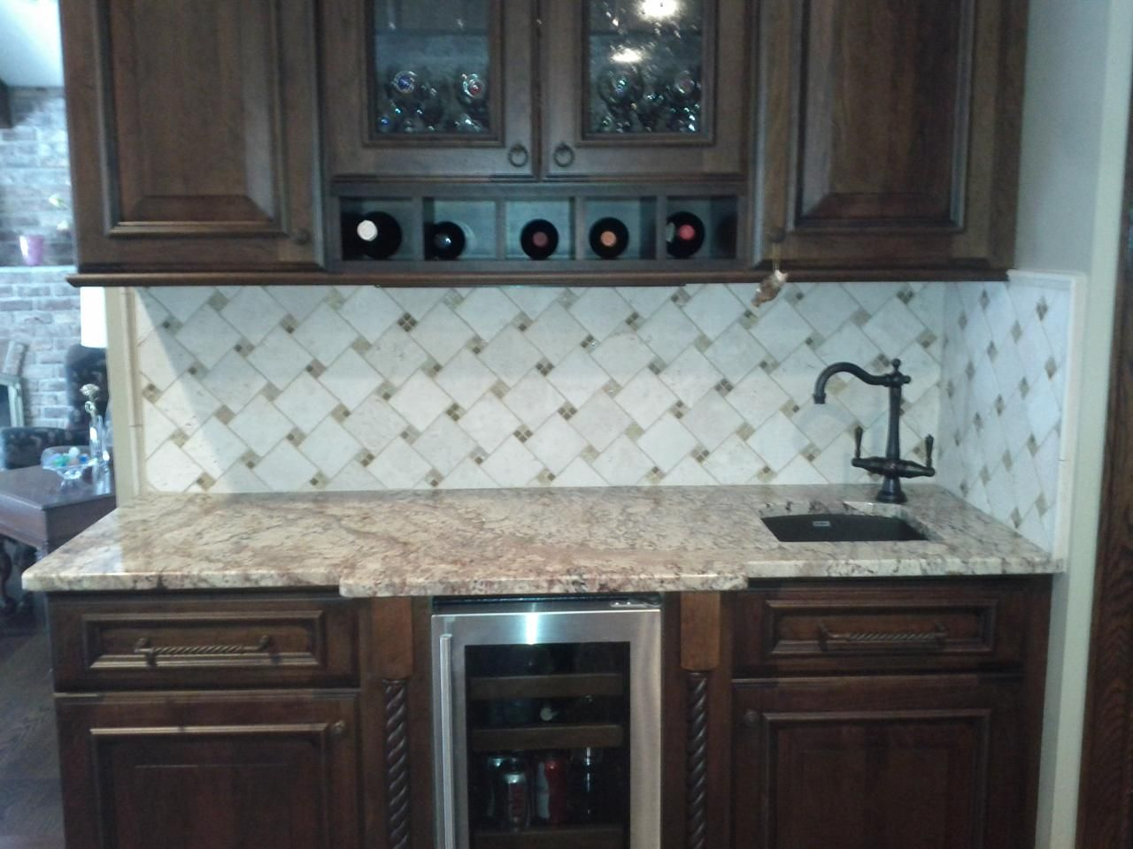 kitchen tile backslash backsplash tiles for kitchen 10 best images about kitchen tile backslash on Pinterest Kitchen backsplash design Marbles and Kitchen backsplash