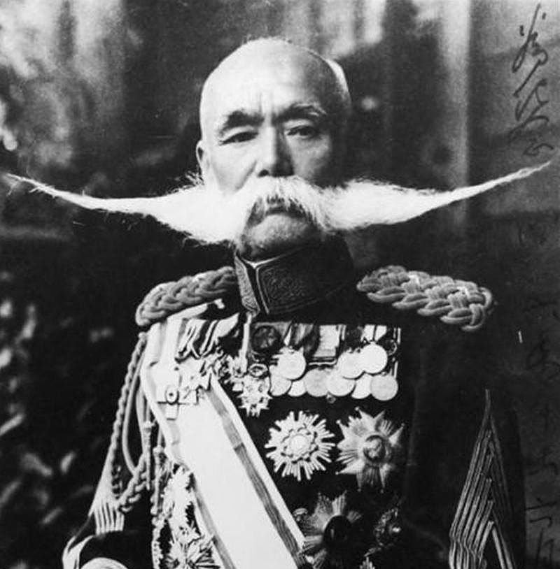 Why Japan Historically Hates Mustaches (And All Other ...