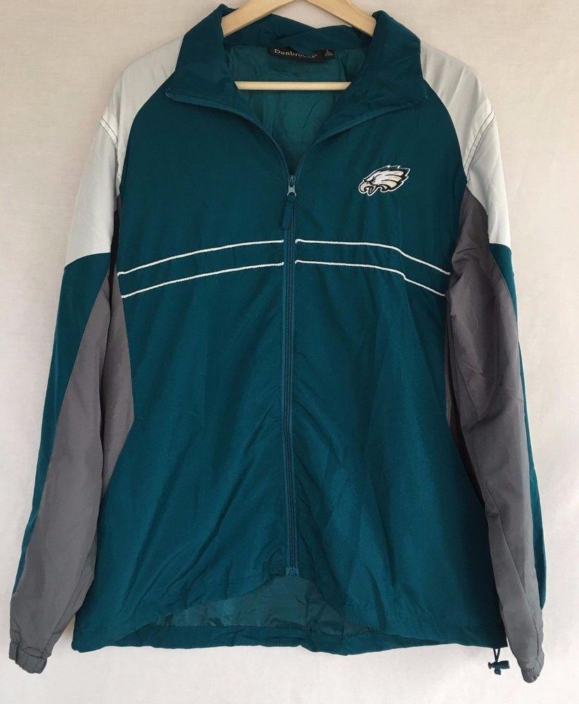 release date: 88f3c a3b95 Men's Dunbrooke Windbreaker Jacket - Philadelphia Eagles ...
