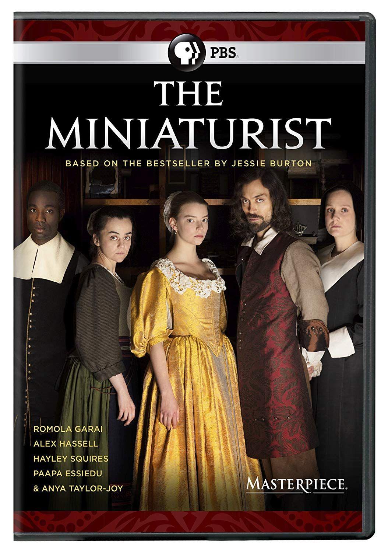 Masterpiece: The Miniaturist on DVD! | MEDIA in 2019