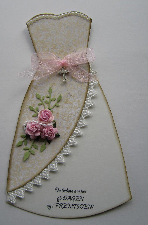 stk pige konfirmationskort bodil hansen crafts wpaper
