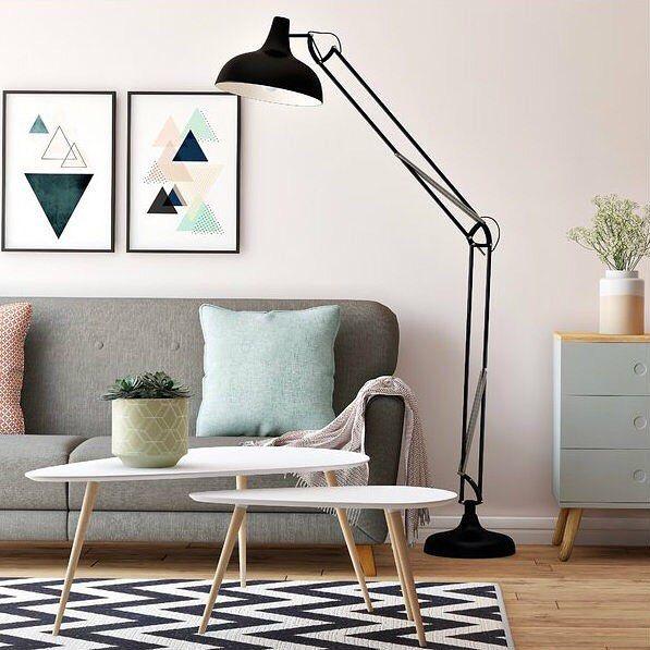 Diese Sofakissen vervollständigen den perfekten Skandi-Look - welche farbe für wohnzimmer