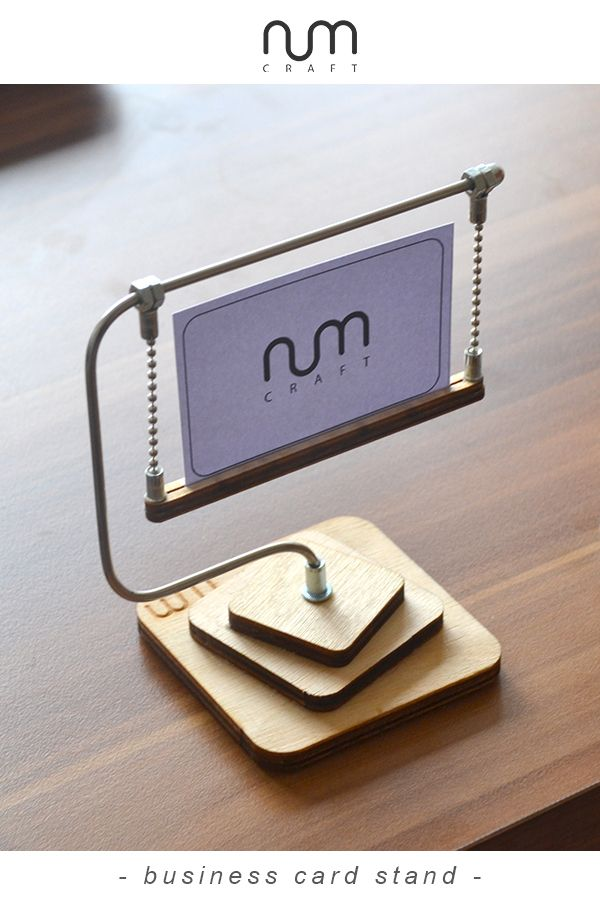 Business Card Stand Business Card Holder For Desk Business Card Display In 2021 Business Card Stand Business Card Displays Business Card Holders Unique business card holders for desk