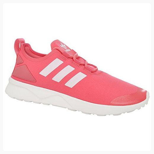 release date 43e34 b10a6 adidas Originals Womens ZX Flux Adv Verve Gym Shoes - Pink - 6.5US (