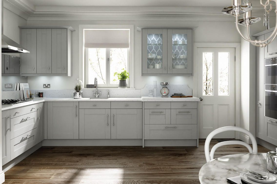 Broadoak Partridge Grey | Decorating and furniture | Pinterest ...