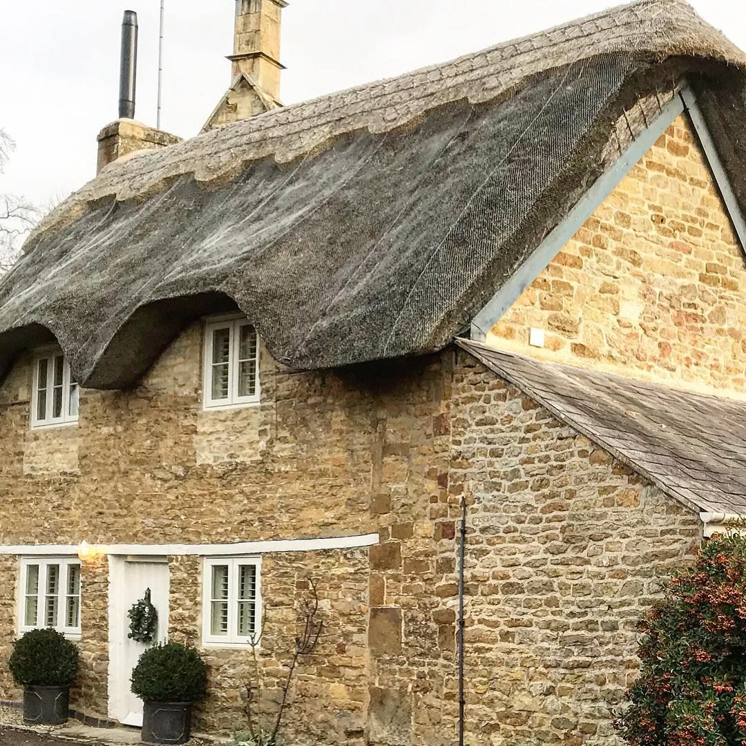 Stunning Cotswolds Cottage On Instagram We Love You Thatchedcottagecotswolds You Are Just So Co Cotswolds Cottage English Cottage Style Old Farm Houses