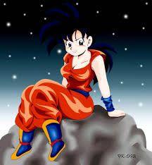 Fem Goku Female Goku Female Dragon Dragon Ball Goku