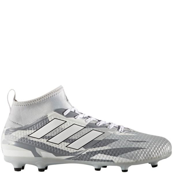 adidas ACE 17.3 Primemesh FG Camo Pack Grey/White/Black Soccer Cleats -  model