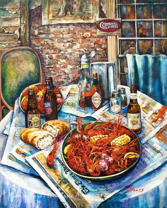 Dixie Kitchen: Boiled Crawfish, Abita Amber, Dixie Beer, Barqs
