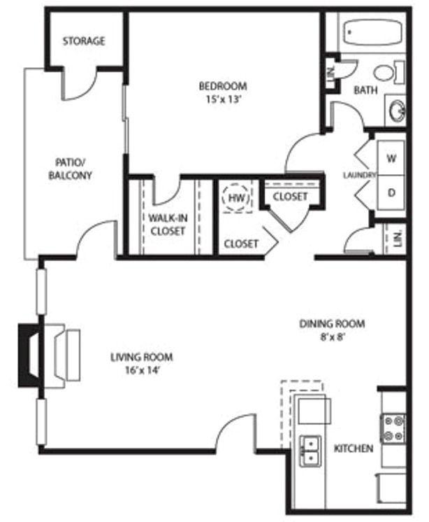 Floor Plan | Floor plans, Bedroom storage, How to plan