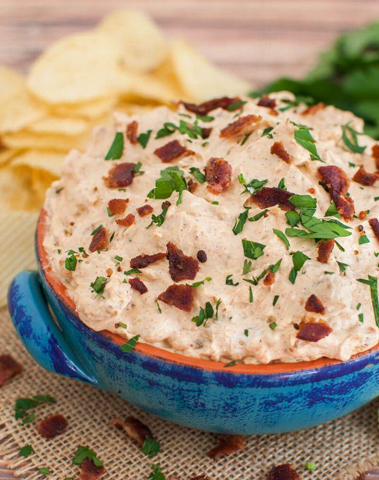 diy sour cream and onion dip