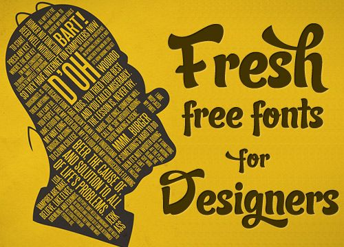 30+ Fresh Excellent-Quality Free Fonts for Your Designs | Nerdy ...
