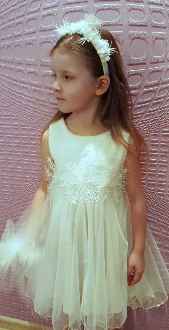 Christmas girl snowflake costume/Toddler Costume/Kids by Divendi  sc 1 st  Pinterest & Christmas girl snowflake costume/Toddler Costume/Kids Costume ...